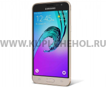 Телефон Samsung Galaxy J3 J320F 2016 DS Gold