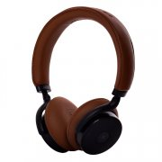 Bluetooth наушники Remax RB-300HB Brown