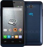 Телефон Micromax Q324 Blue