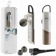 Bluetooth-гарнитура WK BS300 бронзовая