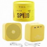 Колонка Bluetooth WK SP100 Yellow УЦЕНЕН