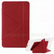 Чехол для  SAMSUNG T230  Kwei case Smart Case  красн