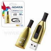 Флеш A-Data UC500 32Gb Gold