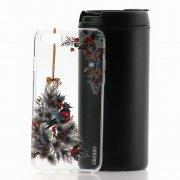 Чехол-накладка Apple iPhone 7 Gresso Рождество