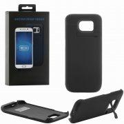Чехол+АКБ Samsung Galaxy S6 G920 2500 mAh DF SBattery-18 Black