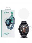 Защитное стекло Samsung Galaxy Watch3 45mm Red Line 0.33mm
