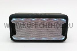 Колонка универсальная Bluetooth NR-2011 чёрная