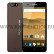 Телефон Highscreen Power Rage Evo Brown