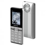 Телефон Maxvi P11 Silver