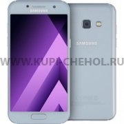Телефон Samsung A320F Galaxy A3 2017 DS Blue