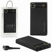 Power Bank 20000 mAh WK WP-021 King BY002