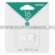 ФЛЕШ SmartBuy Funky series 16GB White