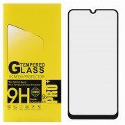 Защитное стекло Samsung Galaxy A40 S Glass Pro Full Glue черное 0.33mm
