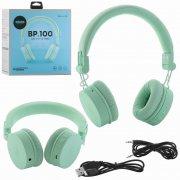 Bluetooth наушники WK BP100 Blue