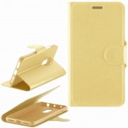 Чехол книжка Xiaomi Redmi Note 4/4 Pro Book Type золотой