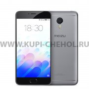 Телефон Meizu M3 Note 32GB Gray / Black