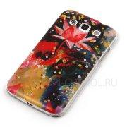 Чехол пластиковый Samsung Galaxy Win Duos i8552 Живопись 7845