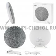 Колонка универсальная Bluetooth Remax RB - M9 White