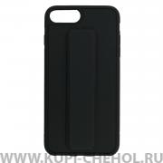 Чехол-накладка Apple iPhone 7 Plus Magnetic Stand черный