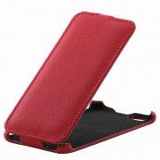 Чехол флип Apple iPhone 6/6S 1358 красный