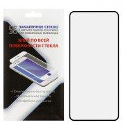 Защитное стекло OPPO Reno 5 DF Full Glue черное 0.33mm