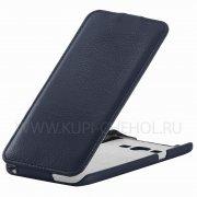 Чехол флип Samsung Galaxy A8 A800f UpCase синий