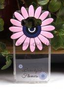 Чехол-накладка Samsung Galaxy Grand Prime G530h / G531h Цветы 9872