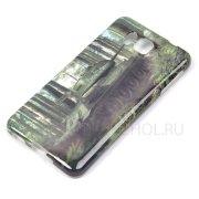 Чехол силиконовый Samsung Galaxy Alpha G850f 8497