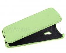 Чехол  откидной  ASUS  Zenfone 5  A501CG  Armor LUX  салат