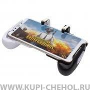Игровой контроллер для телефона GamePad AK-16 White/Black