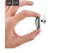 Bluetooth-гарнитура HOCO E12 Gray