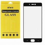 Защитное стекло Xiaomi Mi5s Aiwo Full Screen черное 0.33mm