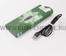 USB - micro USB кабель HOCO X14 Black 1м