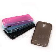 Чехол-накладка Samsung Galaxy Core Lite G3586 6914 чёрный