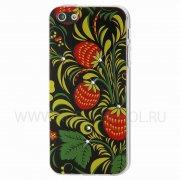 Чехол-накладка Apple iPhone 5/5S Swarovski Elements F0262T