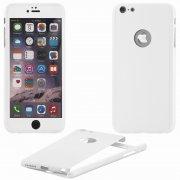 Чехол-накладка Apple iPhone 6 Plus/6S Plus 9074 белый