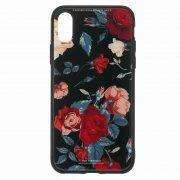 Чехол-накладка iPhone X WK Azure Stone LL01