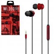 Наушники WK Wi330 Red