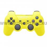 Джойстик Sony Dualshock 3 жёлтый