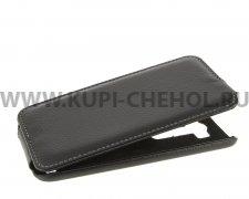 Чехол флип ASUS Zenfone 2 Laser ZE500KL / KG UpCase чёрный