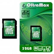 SD 32Gb class 4 к/п Oltramax
