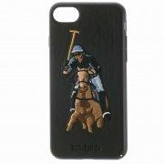 Чехол-накладка Apple iPhone 7 Polo Jockey 138 Black