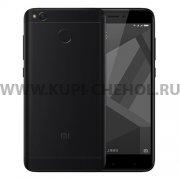 Телефон Xiaomi Redmi 4X 32Gb Black