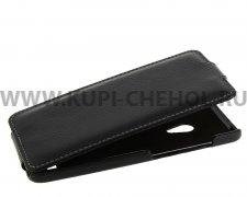 Чехол  откидной  ASUS  Zenfone 5  A501CG  UpCase  чёрн