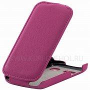 Чехол флип Alcatel One Touch 4033D Armor Case Full розовый