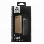 Чехол+АКБ Apple iPhone 7 Plus 3400 mAh WK Beka WP-020 Gold