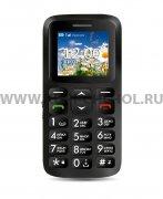 Телефон Ginzzu R11D чёрный