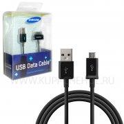 Кабель USB-Micro Samsung ECC1DU4BBE чёрный