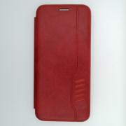 Чехол-неделька Huawei Y6 2019 Open Book-1 красный У