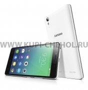 Телефон Lenovo A6010 DS 16Gb LTE White